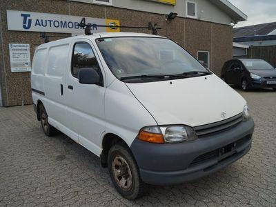 brugt Toyota HiAce 2,4 TD Van 4WD