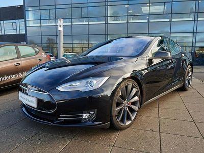 brugt Tesla Model S P90D el EL Ludicrous 4x4 700HK 5d Aut.