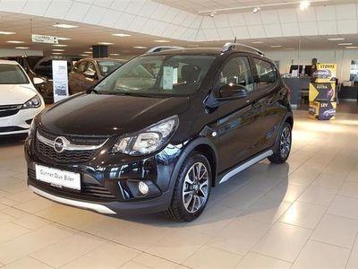 käytetty Opel Karl 1,0 Rocks 75HK 5d