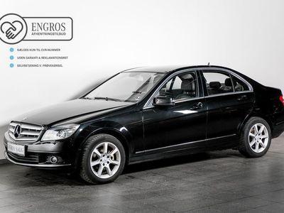 brugt Mercedes C250 2,2 CDi Avantgarde aut. BE
