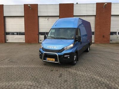 brugt Iveco Daily 35C18 18m3 3,0 D 180HK Van 8g Aut.
