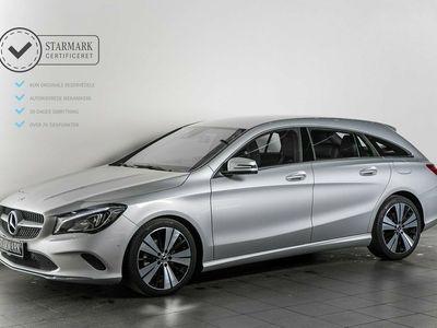 usado Mercedes CLA200 1,6 SB aut.