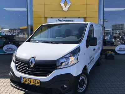 brugt Renault Trafic T27 L1H1 1,6 DCI start/stop 95HK Van 6g