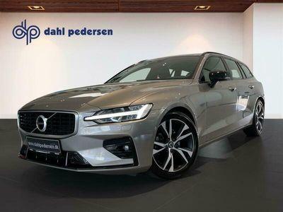 brugt Volvo V60 2,0 D4 R-design 190HK Stc 8g Aut. A+