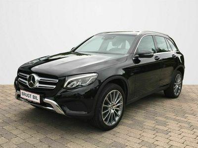 brugt Mercedes GLC350 e AMG Line aut. 4Matic