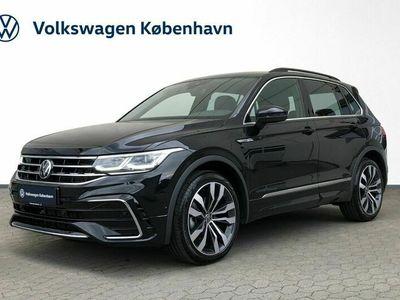 brugt VW Tiguan 1,5 TSi 150 R-line DSG