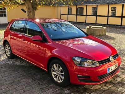 brugt VW Golf 1.4 122 HK Comfortline