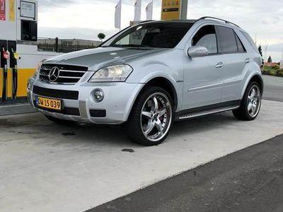 used Mercedes ML63 AMG AMG 6,2