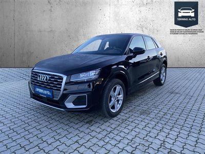brugt Audi Q2 1,4 TFSI Sport 150HK 5d 6g - Personbil - Sortmetal
