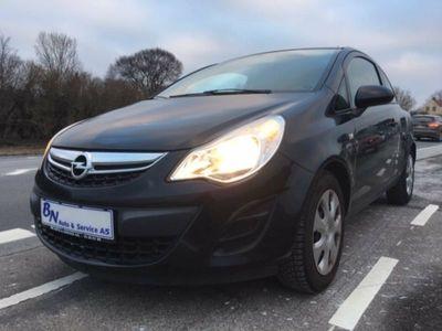 used Opel Corsa 1,0 12V Enjoy