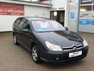 brugt Citroën C5 2,0 HDi 16V Advance Weekend