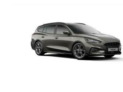 brugt Ford Focus 1,0 EcoBoost Hybrid ST-Line 155HK Stc 6g