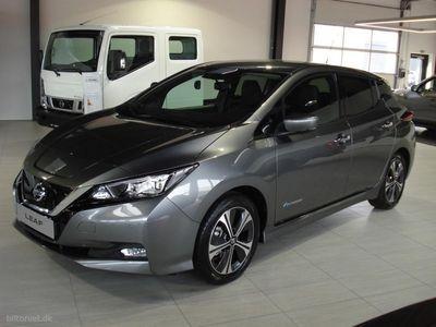 usado Nissan Leaf el EL Tekna 150HK 5d Aut.