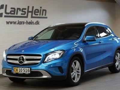 usado Mercedes GLA200 d 2,2 Van