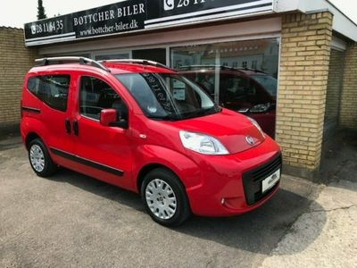 second-hand Fiat Qubo 1,4 Dynamic