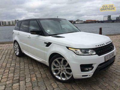 brugt Land Rover Range Rover Sport HSE Dynamic