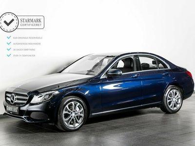 brugt Mercedes C400 3,0 aut. 4-M