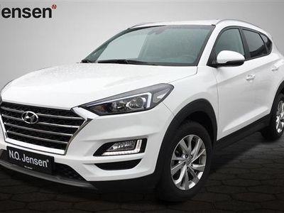 gebraucht Hyundai Tucson 1,6 T-GDI Trend DCT 177HK 5d 7g Aut.