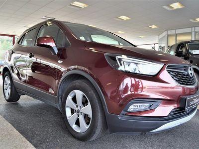käytetty Opel Mokka X 1,4 T 140 Selective