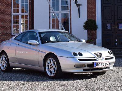 brugt Alfa Romeo GTV 2.0TS Lusso