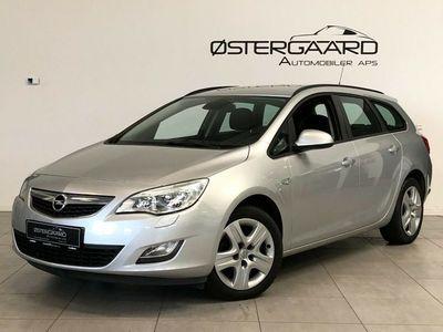 brugt Opel Astra 4 T 140 Enjoy ST aut.