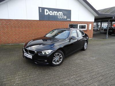 brugt BMW 320 2,0 d Steptronic Executive 190HK Sedan aut