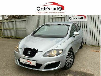 brugt Seat Leon 1,9 TDi Reference eco