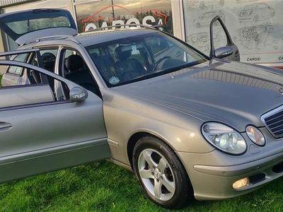 brugt Mercedes E320 T 3,2 CDI 204HK Stc Aut.