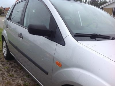 brugt Ford Fiesta 1,4 TDCI