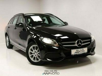 brugt Mercedes C200 d 2,2 Business stc. aut. 5d