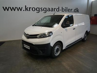 usata Toyota Proace Long 2,0 D Comfort 120HK Van 6g