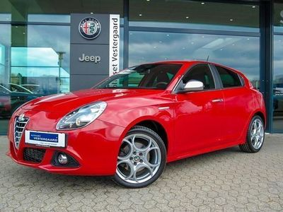 usado Alfa Romeo Giulietta 1,4 Multiair Distinctive 170HK 5d 6g