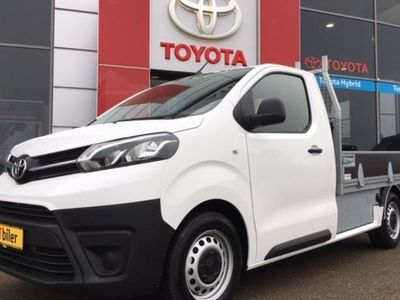 brugt Toyota Proace Medium 2,0 D Base 120HK Ladv./Chas. 6g