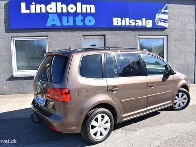 brugt VW Touran 1,6 blueMotion TDI Comfortline 105HK 6g
