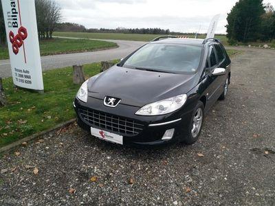 gebraucht Peugeot 407 SW 2,0 Performance 140HK Stc