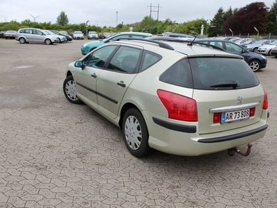 brugt Peugeot 407 1,8 SR stc.