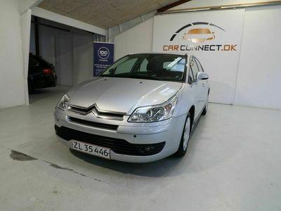 brugt Citroën C4 1,6 HDi 109 Seduction E6G