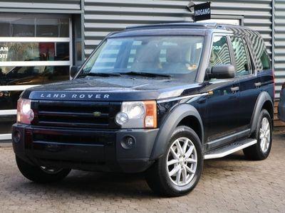 brugt Land Rover Discovery 2,7 TDV6 SE 4x4 190HK 5d 6g Aut.