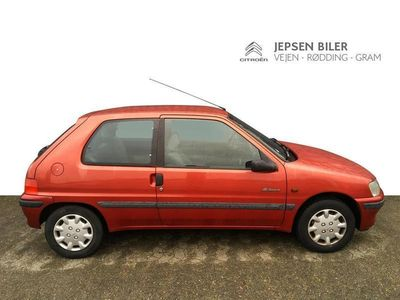 brugt Peugeot 106 1,4 i 75HK 3d