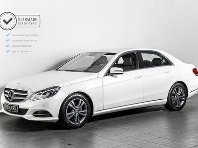 brugt Mercedes E300 2 BlueTEC Hybrid Avantgarde aut.