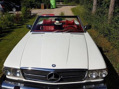 brugt Mercedes SL450 SL Klasse (R107)Aut