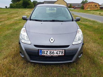 brugt Renault Clio III Nysynet