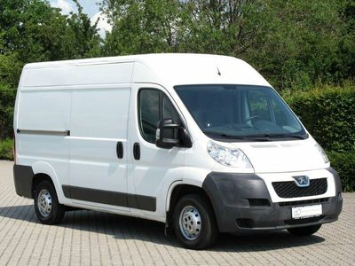 brugt Peugeot Boxer 330 2,2 HDi 120 Kassevogn L2H2