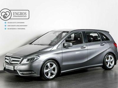 brugt Mercedes B220 2,0 aut. 4-M