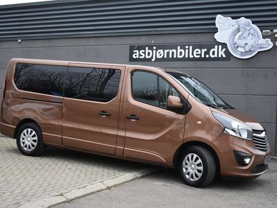 brugt Opel Vivaro 1,6 CDTi 145 Tourer L2H1