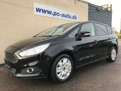 brugt Ford S-MAX 2,0 TDCi 150 Business