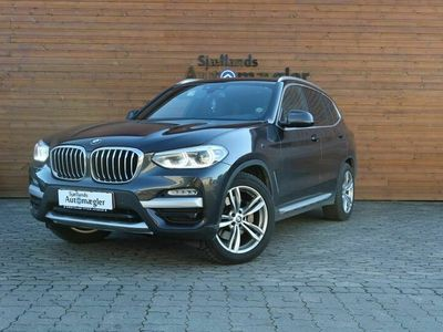 brugt BMW X3 2,0 xDrive30i aut.