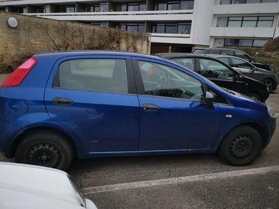 gebraucht Fiat Grande Punto 1,2 65HK 5d