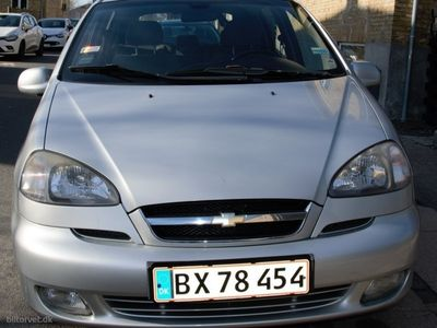second-hand Chevrolet Tacuma 2,0 122HK
