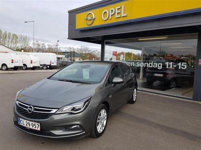 brugt Opel Astra 4 Turbo ECOTEC Excite 150HK 5d 6g Aut.
